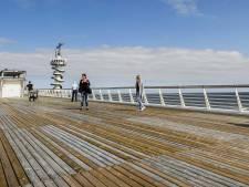 Ruim 20.000 bezoekers voor heropende Pier