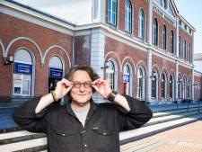 Het spoor bijster, naar 't museum zonder de stad gezien te hebben