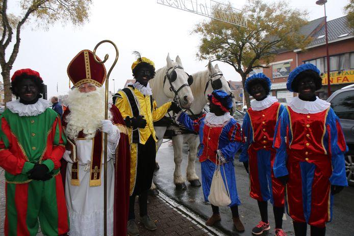 Sinterklaas doet zaterdag 23 november zijn officiële intrede
