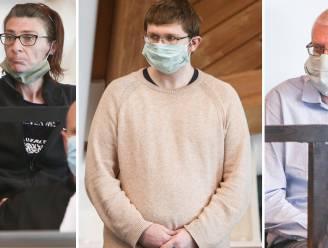 Glenn Meesseman en ouders schuldig bevonden aan moord