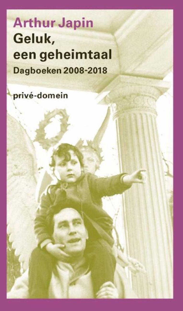 Arthur Japin, 'Geluk, een geheimtaal. Dagboeken 2008-2018', De Arbeiderspers, 374 p., 24,99 euro. Beeld RV