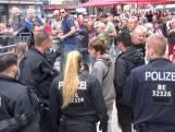 Dode bij betogingen 'dwarsdenkers' in Berlijn