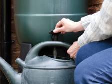 Raalte trekt 150.000 euro per jaar uit om inwoners regenwater op te laten vangen
