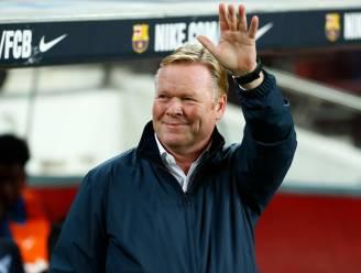 Ronald Koeman na zege op Valencia beter dan Johan Cruijff als Barça-coach: 'Te vroeg voor conclusies'