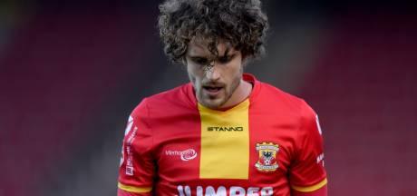 Amerikaan Corboz wil speeltijd en wenst GA Eagles in winter te verlaten