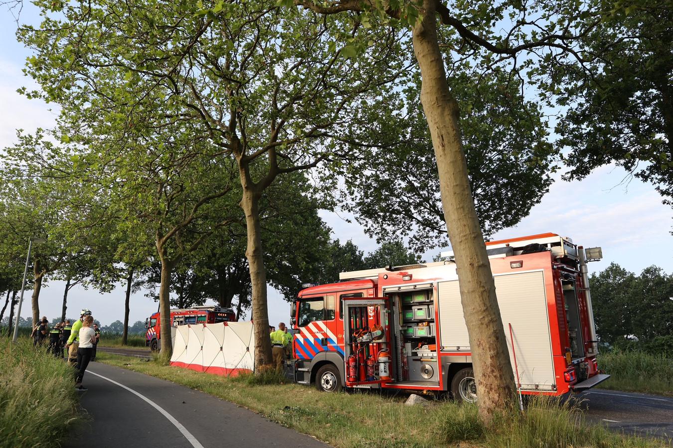 Dodelijk ongeval in Vinkel.