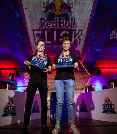 Sam en Sebastiaan winnen in Amsterdam finale van Red Bull-gametoernooi