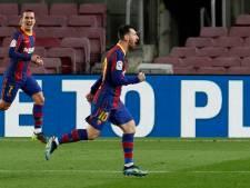 Le contrat à 555 millions d'euros de Messi indigne l'Espagne, Koeman défend son poulain