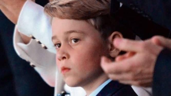 """Geen nieuwe foto van George op zijn 8ste verjaardag? """"William en Kate zijn nog steeds aangedaan van de pesterijen na het EK"""""""