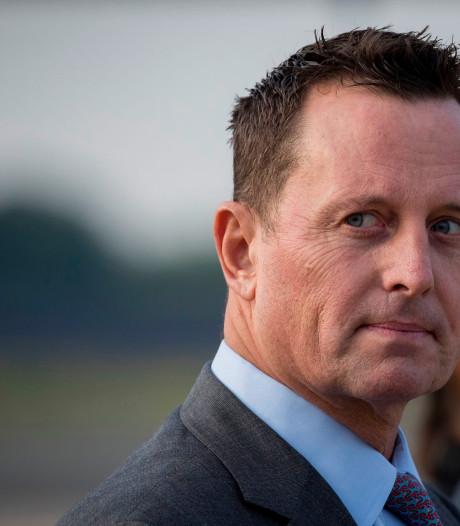 Ambassadeur VS in Duitsland wordt tijdelijke baas inlichtingendiensten