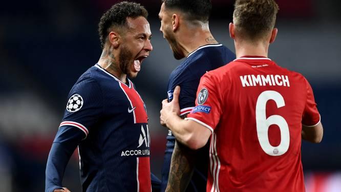 """Neymar treitert Bayern na kwalificatie: """"Ze flirtten hele avond, maar zagen meisje met iemand anders naar huis gaan"""""""