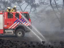 Opgelaaide brand Hoge Veluwe snel onder controle