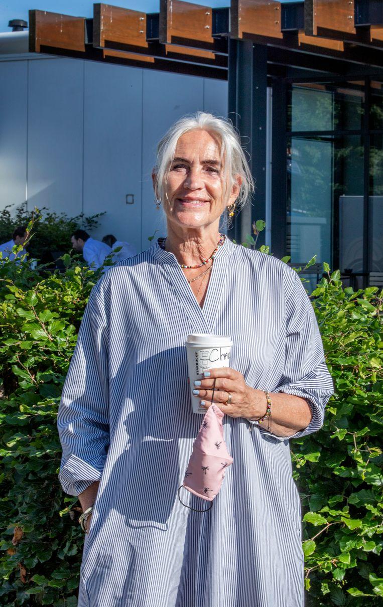 Charlotte (roepnaam Charly) Eversdijk (63). Beeld Raymond Rutting / de Volkskrant