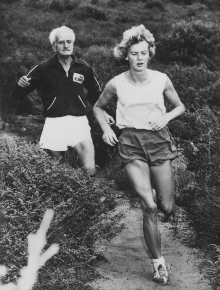 Betty Cuthbert Beeld UNKNOWN
