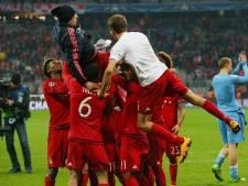 Bayern slaat in verlenging spijkerhard toe tegen moedig Juve