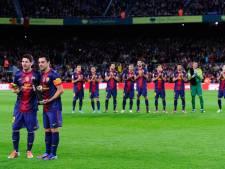 Xavi prijst Van Gaal bij Barcelona