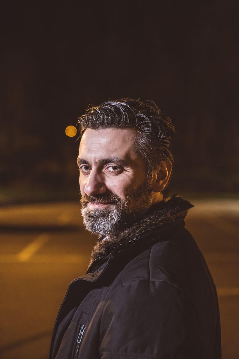 Politicus Ahmet Koç kreeg op sociale media de wind van voren omdat hij vindt dat moslims de evolutietheorie moeten verwerpen. Beeld Wouter Van Vooren