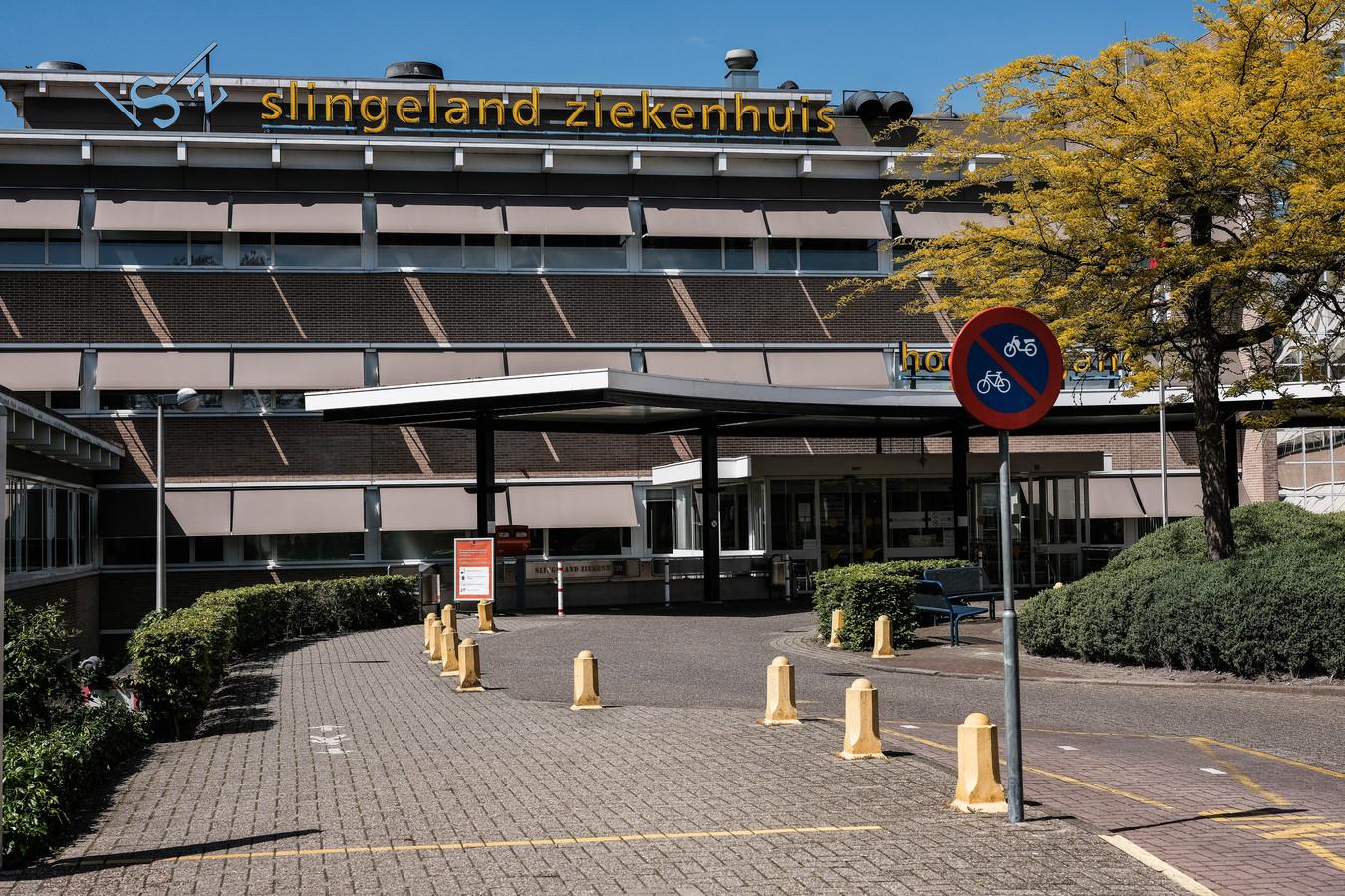 Het Slingeland Ziekenhuis in Doetinchem. Foto: Jan Ruland van den Brink