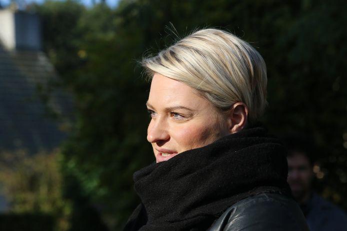 Svetlana Bolshakova noemt Marieke een voorbeeld voor de sportwereld.