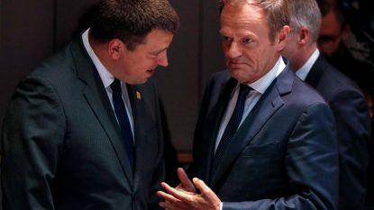 Topjobs-knoop niet ontward: EU-leiders komen er niet uit