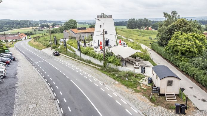 De Hotond in Kluisbergen.