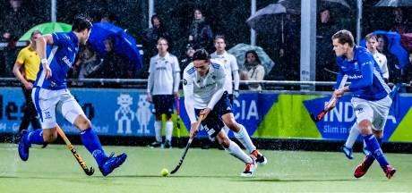 Mogelijk verzwegen coronageval bij speler Kampong in duel met HC Tilburg