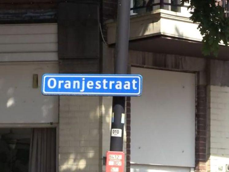 De Oranjestraat in Arnhem is alles behalve oranje