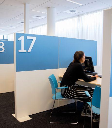 Werkloosheid in Oost-Nederland daalt spectaculair