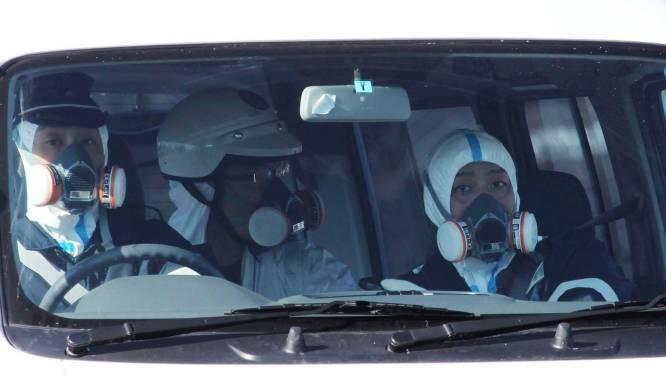 Toenemende onrust in Japan na radioactieve besmetting en explosie in kerncentrale