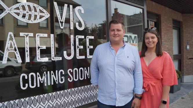 """Pittem krijgt nieuwe viswinkel dankzij topchef Gilles Pauwels: """"Veel mensen kennen me al dankzij pop-up HAY"""""""