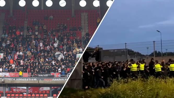 Uitsupporters misdragen zich bij FC Twente: 'Stap terug in normalisatie zou jammer zijn'