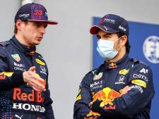 Teamgenoot Verstappen na beste kwalificatie ooit: 'Foutje kostte mij poleposition'