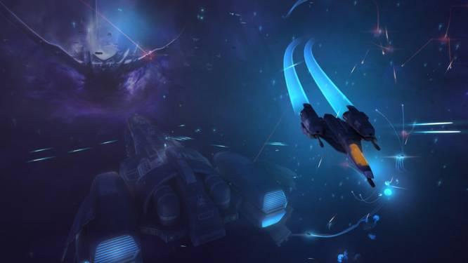 'Strike Suit Zero' vliegt in rondjes