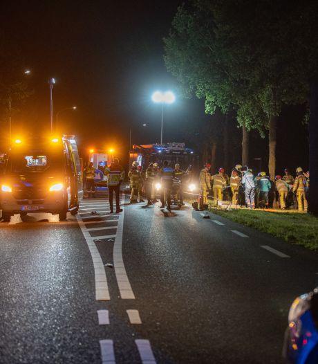 Politie bevestigt: Minderjarige zonder rijbewijs zat achter stuur bij crash met vijf zwaargewonden