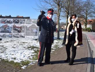 Prinses Sarah I en Jan de Belleman geven startschot carnavalswandeling