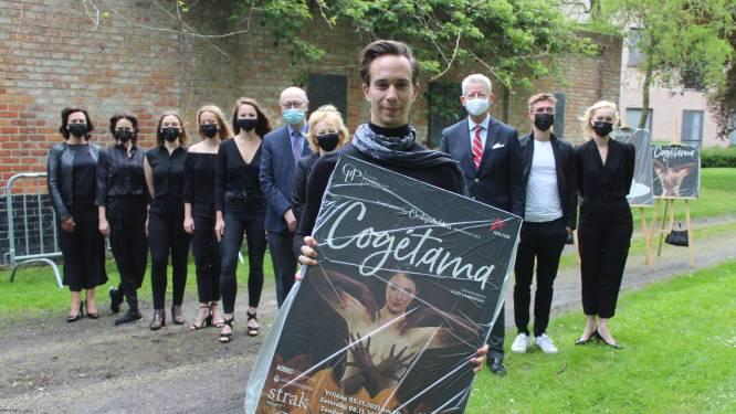 """Glen Lambrecht (27) brengt geschiedenis Cogétama tot leven in dansspektakel: """"Sigarenfabriek was eeuw lang allesbepalend voor ons dorp"""""""