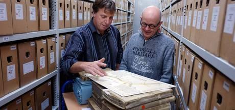 Erfgoedcentrum maakt begin met digitaal archief