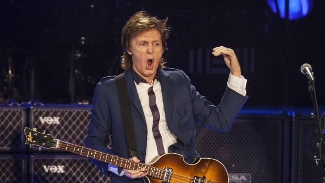 """Paul McCartney wil geen handtekeningen meer uitdelen: """"Het is zinloos"""""""