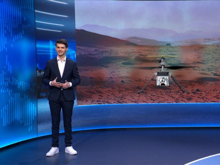 Waarom is het zo moeilijk om op Mars te vliegen? Onze wetenschapsexpert Martijn legt het uit