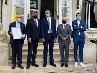 Medewerkers Pfizer krijgen Ereteken van de Vlaamse Gemeenschap
