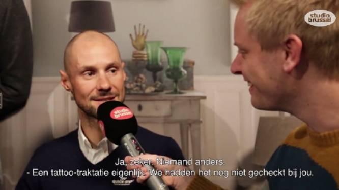 Als Tom Boonen straks nog eens Parijs-Roubaix wint, krijgt hij héél bijzonder cadeautje van radiozender