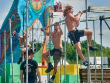 'Entertainmentgehalte 7th  Sunday Festival is erg hoog'