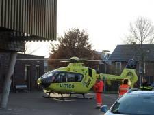 Gewonde bij brand in verpleeghuis Zwolle