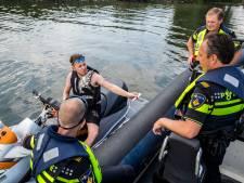 Meer watersporters op de bon