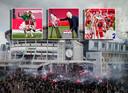Ajax viert de 35ste landstitel.