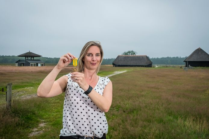 Sylvia Jacobs. Haar vader Ton liep twee jaar geleden voor het eerst de Vierdaagse, was daar supertrots op en wilde vaker meedoen.
