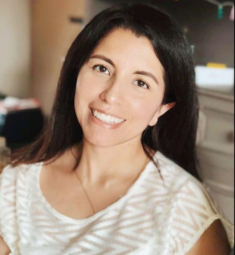 Fabiana Cuba Chavez. Beeld Lynn Laureys