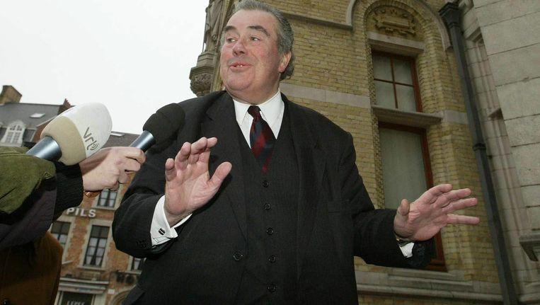 Graaf Henri d'Udekem d'Acoz (Archiefbeeld). Beeld belga