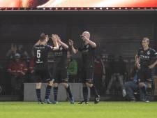 De Graafschap ontsnapt bij Almere City (1-2): 'Buitenspelgoal? Voor mijn gevoel niet'