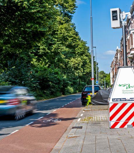 Dit is het nieuwe wapen in de strijd tegen hardrijders in Rotterdam: 'Je merkt direct het verschil'